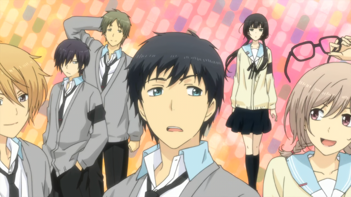 10 Anime Like ReLIFE