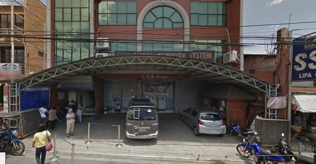 SSS Office Location Address: AMR Business Center, Pilahan, Sabang, Lipa City, Batangas