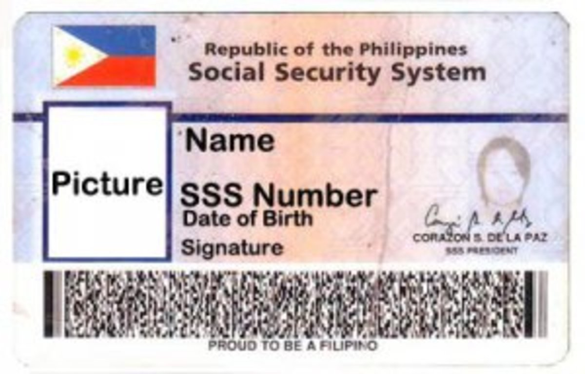 How the ID looks like