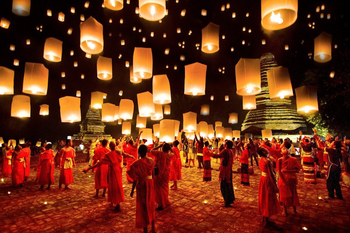 Diwali in Thailand