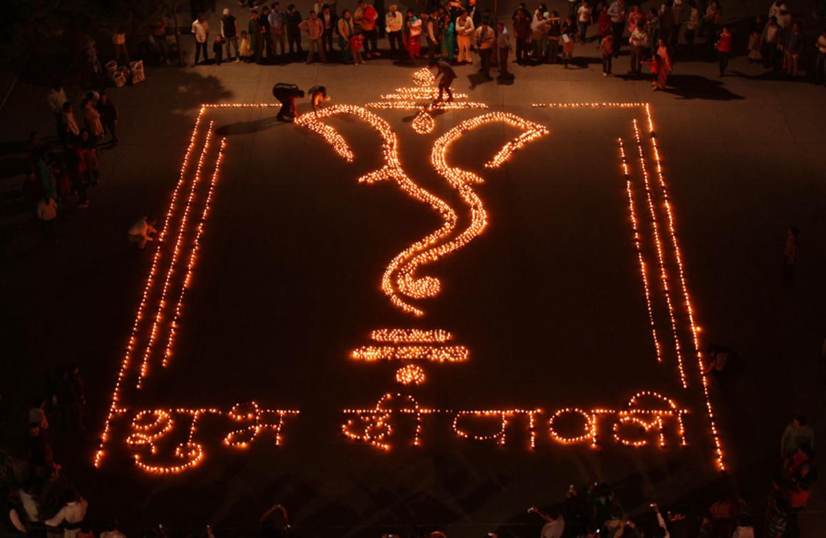 Diwali in Suriname