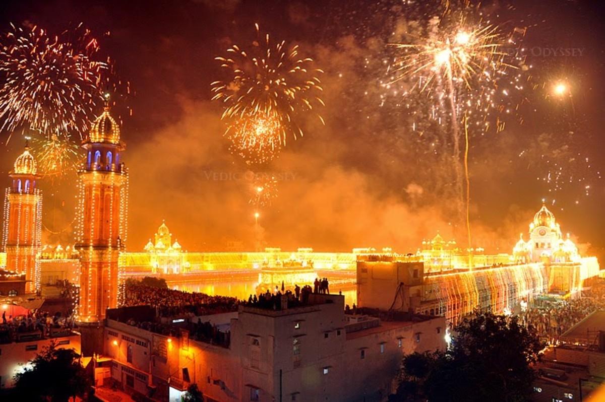 Diwali in Mauritius