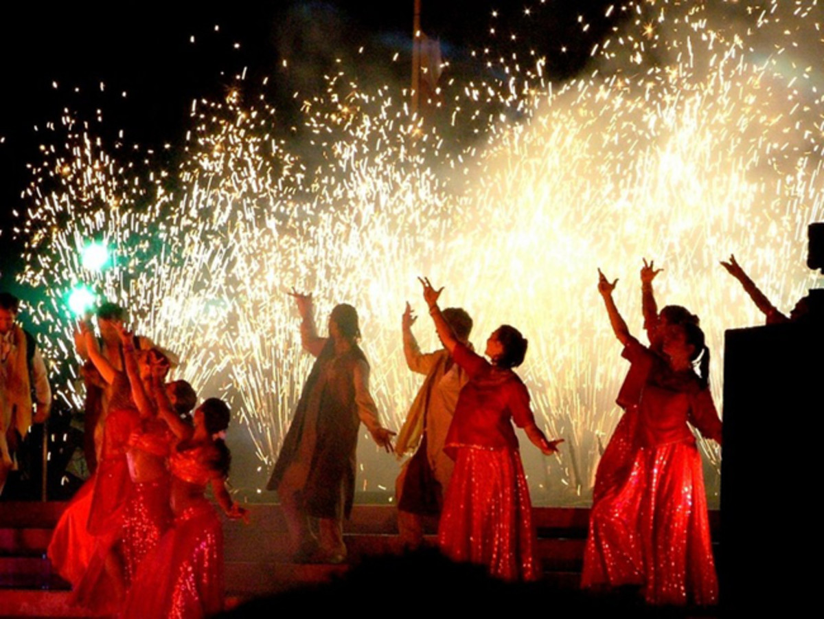 15 Countries that Celebrate Diwali Festival of Lights
