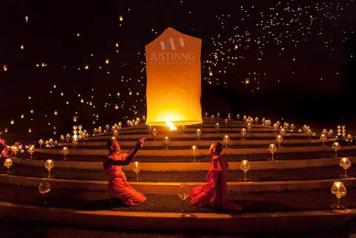 Diwali in Bhutan