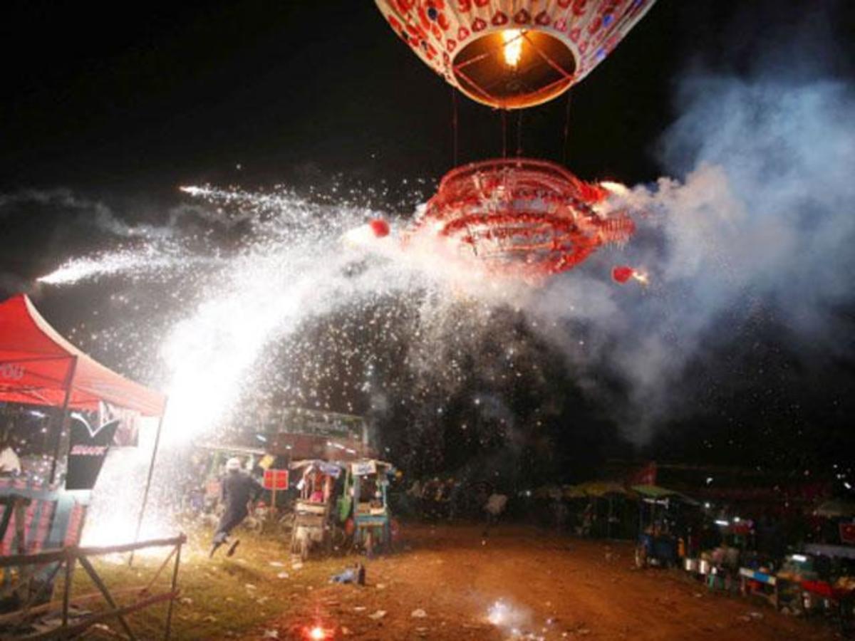 Diwali in Myanmar