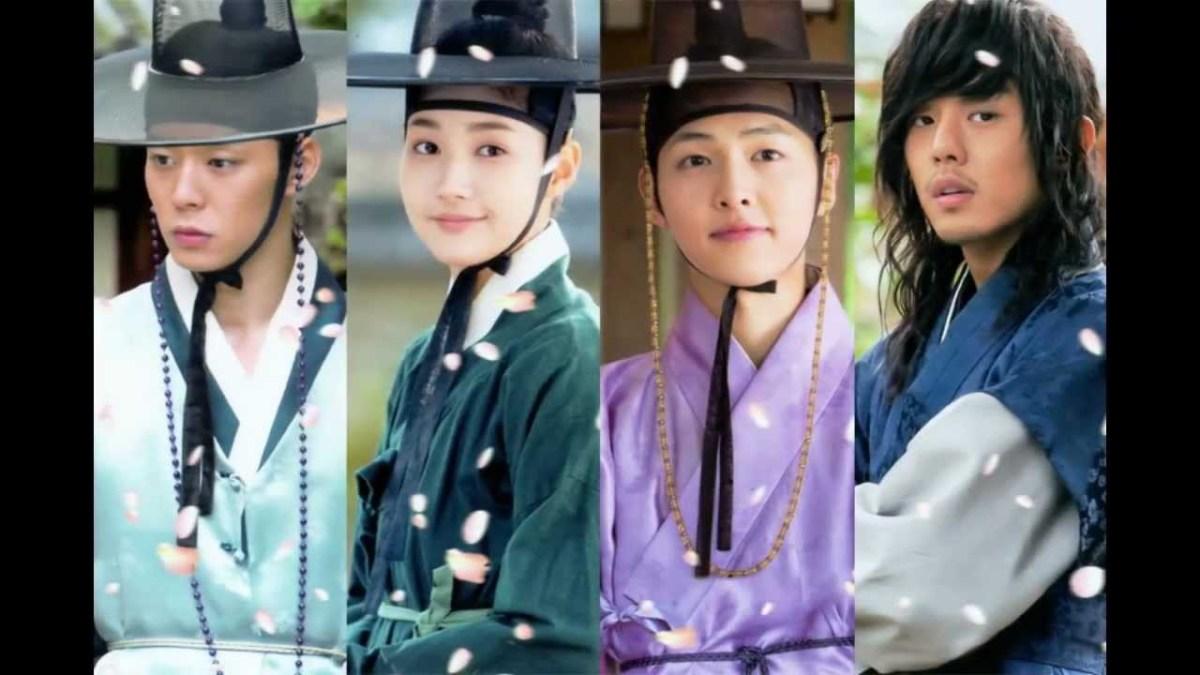 Top 15 Best Sageuk (Historical Korean Dramas)   HubPages