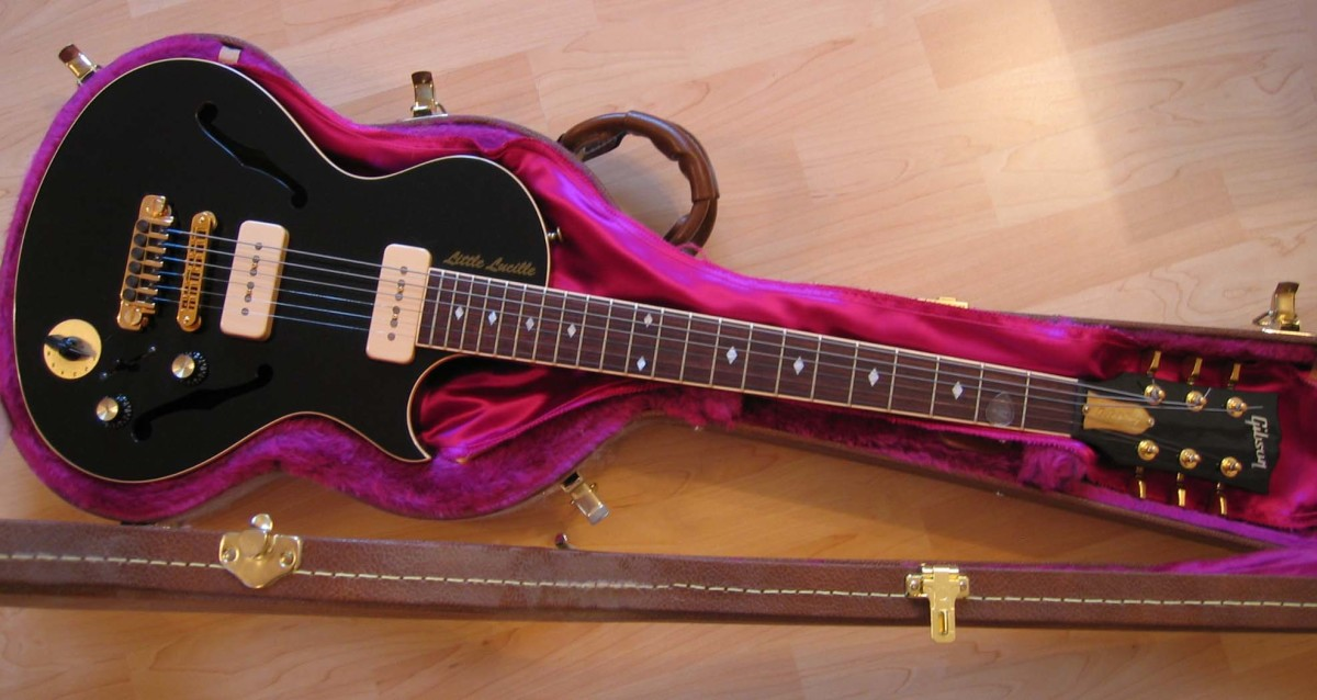 The Gibson Little Lucille
