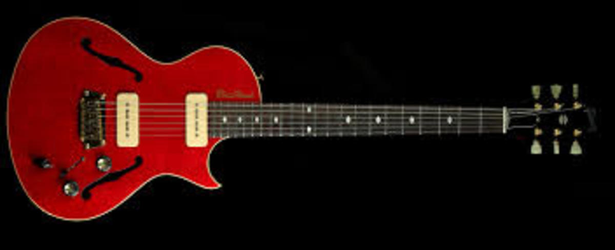 The Gibson Blueshawk