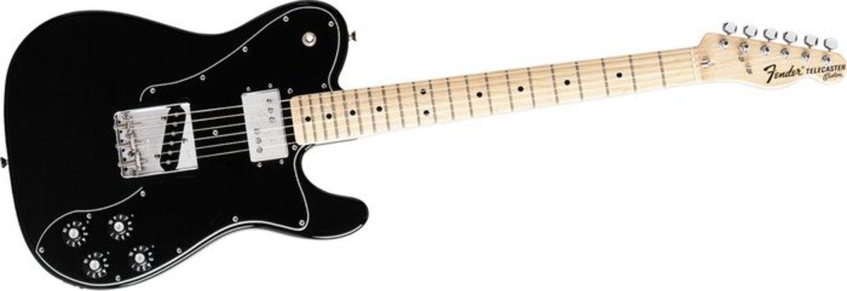 Fender Classic '72 Telecaster Custom