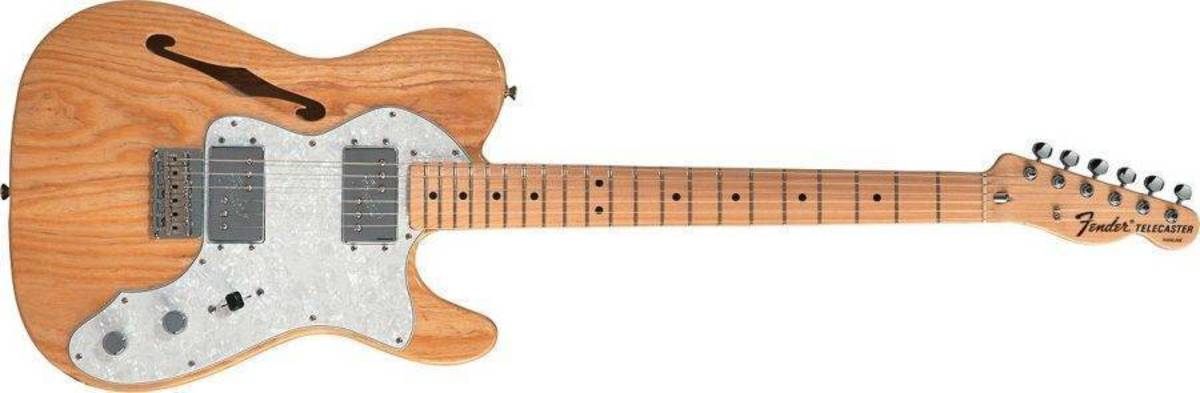 Fender 72 Thinline Telecaster
