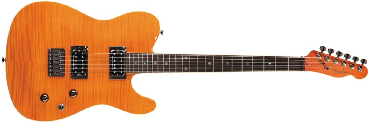 Fender Special Edition Custom Telecaster