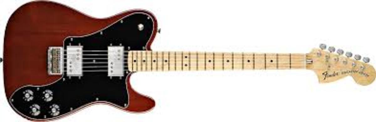 1972 Fender Telecaster Deluxe