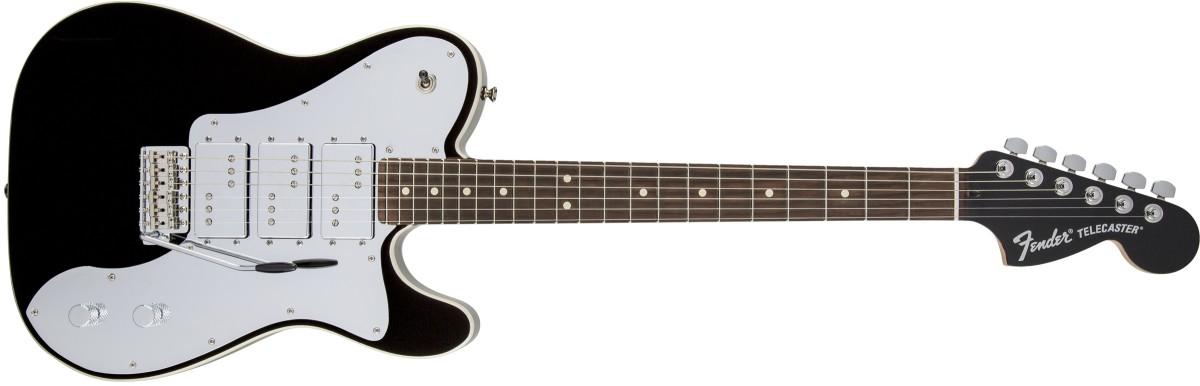 Fender J5 Triple Telecaster Deluxe