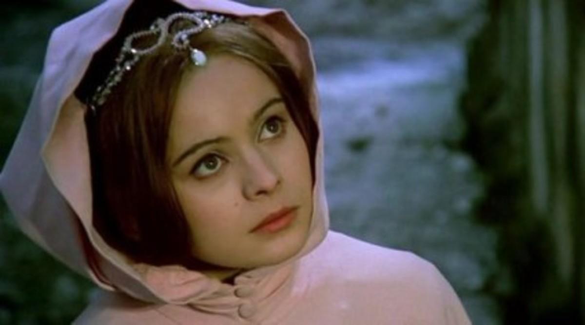 Libuse Safrankova as Cinderella, 3 Wishes for Cinderella