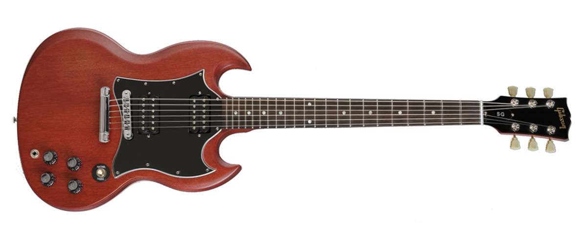 Gibson SG Faded T