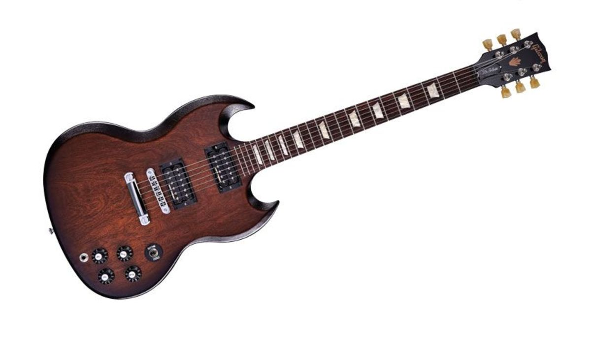 Gibson SG '70s Tribute