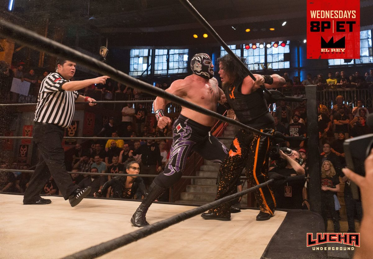 Lucha Underground Review: The Power Glove