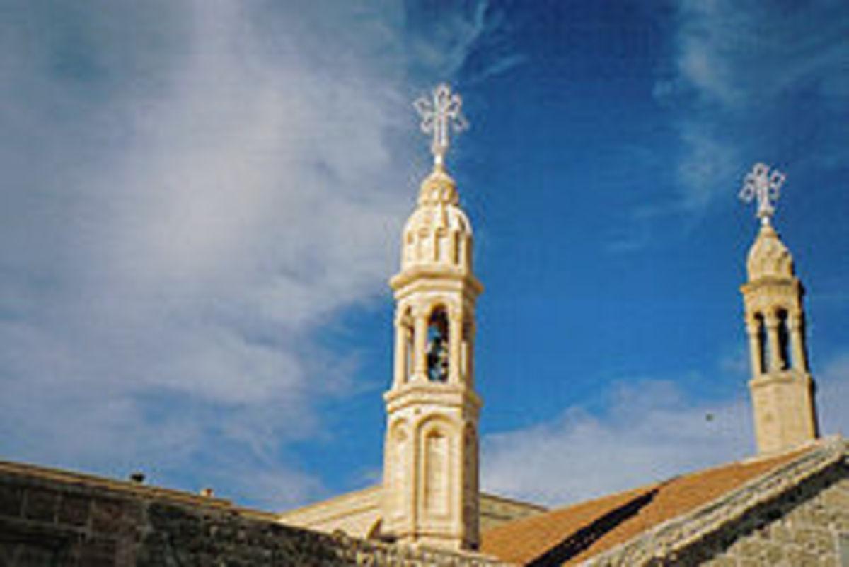 Mar (Saint) Gabriel Monastery