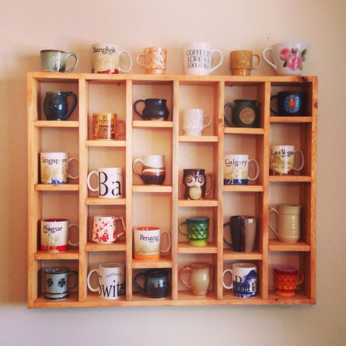 Coffee Mug Displays