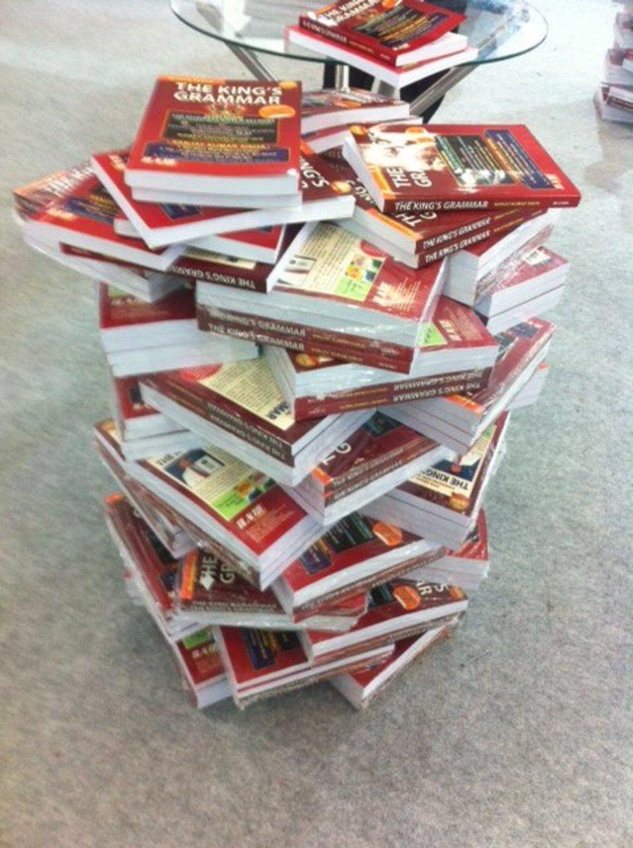 Beautifully shelved, The World Book Fair, Pragati Maida, New Delhi