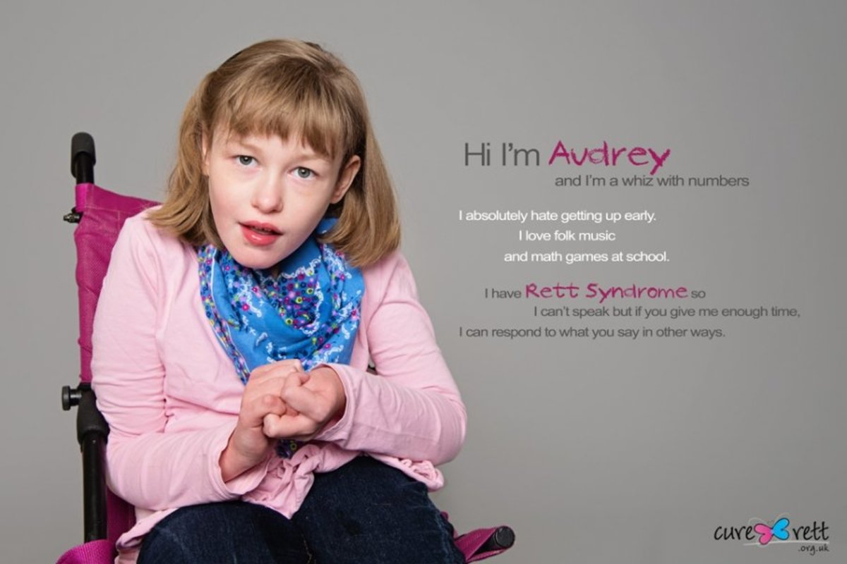Autism for Girls: The Disturbing Facts About Rett Syndrome