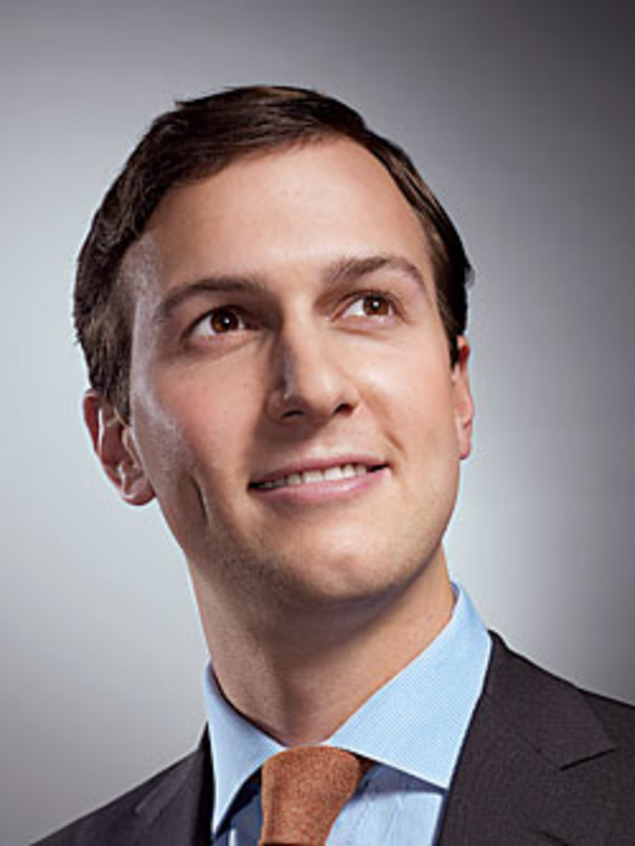 Is Jared Kushner the Anti-Christ?