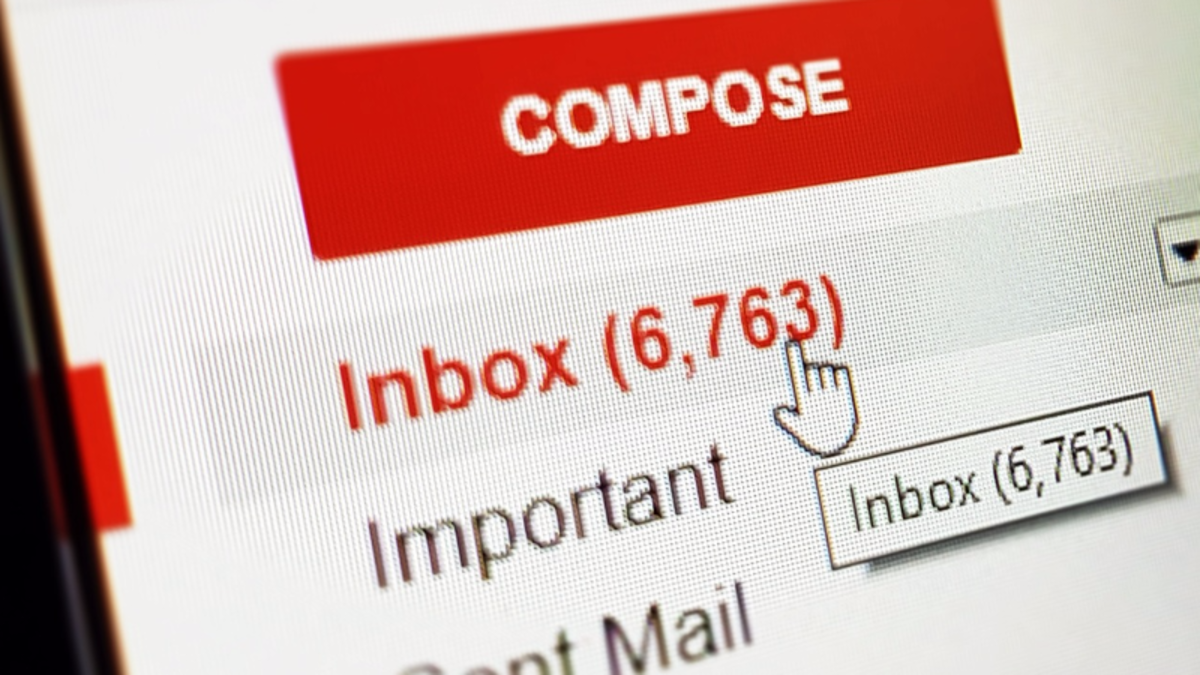 Declutter your inbox with these 3 easy steps!