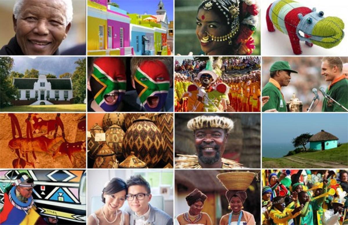 South African Potpourri Culture
