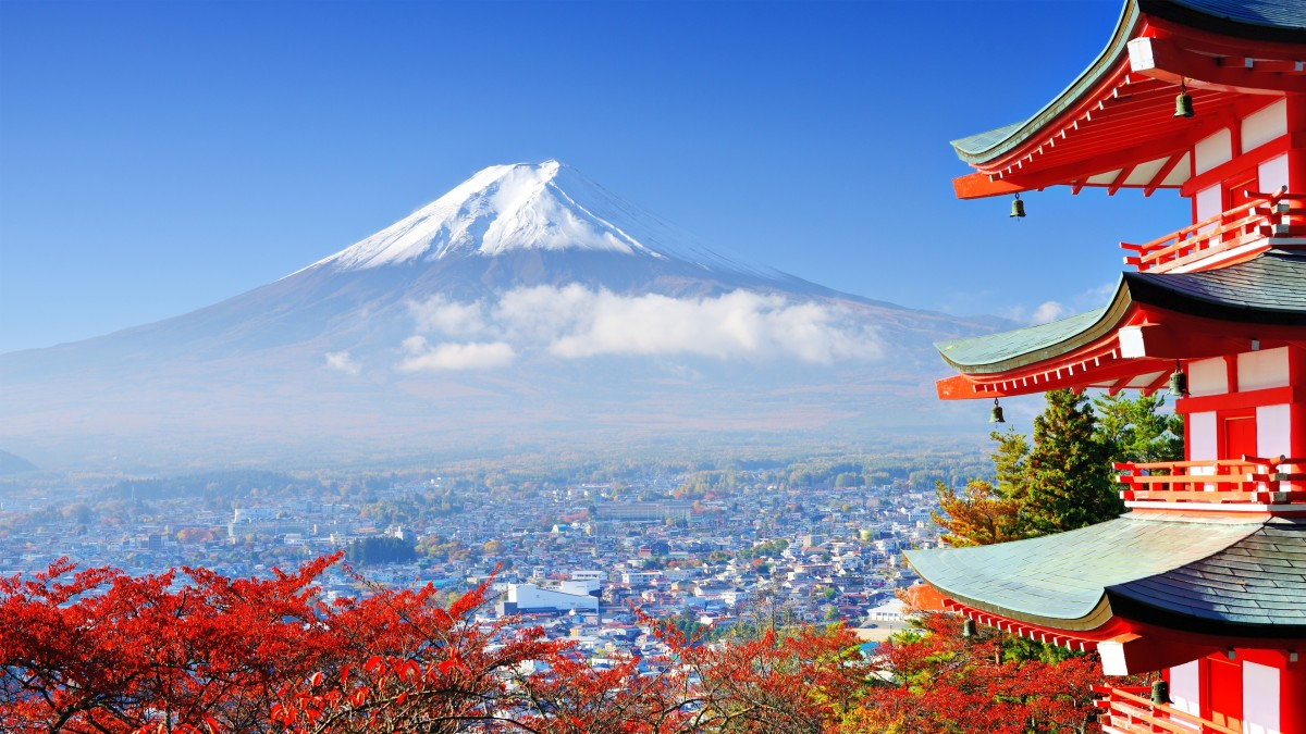 A Dream Destination, Japan