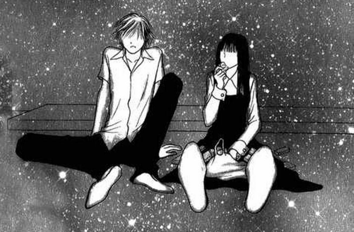 Kyohei and Sunako in times of peace