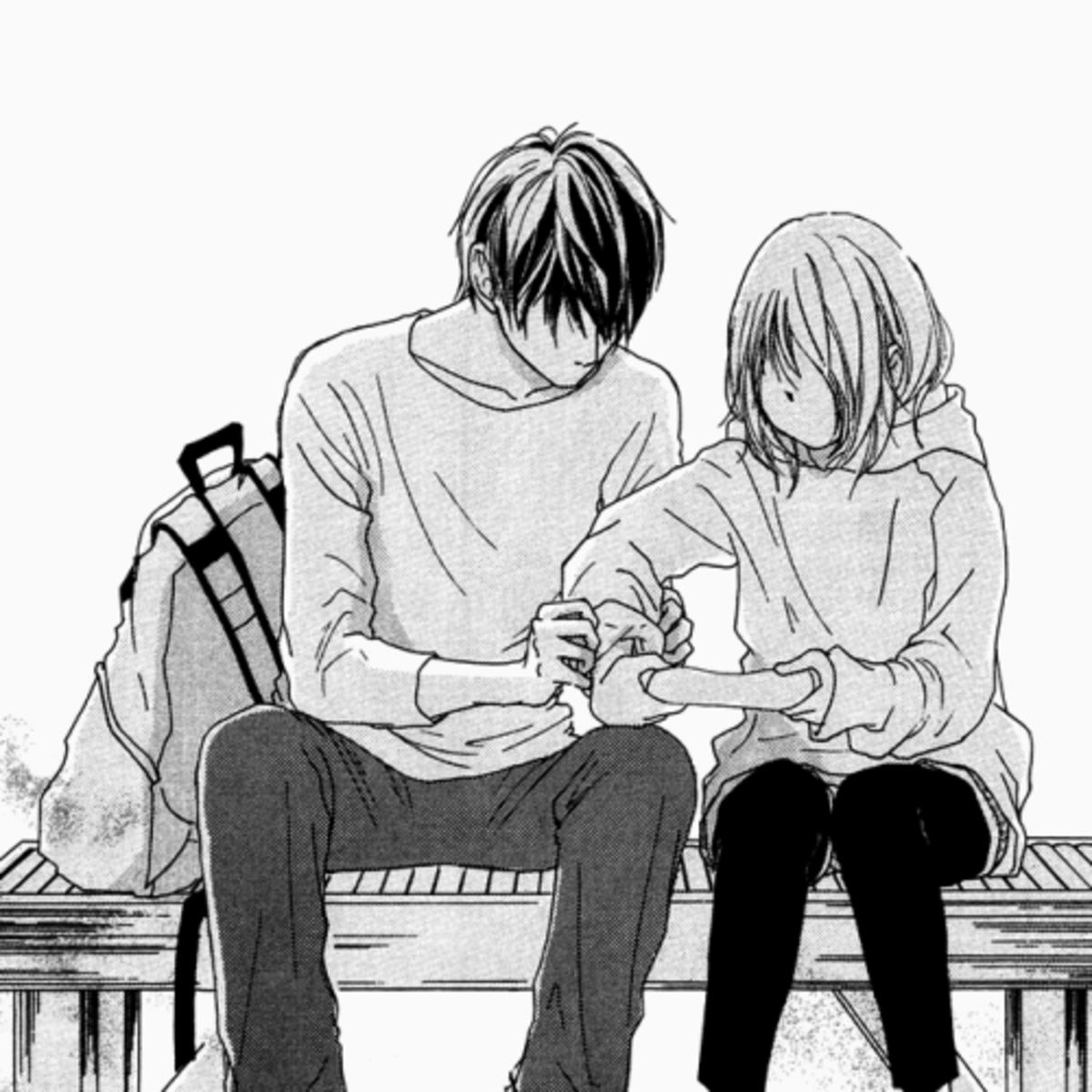 Ren and Ninako