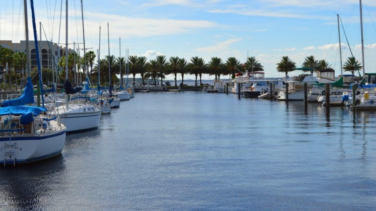 Sanford, Florida   Waterfront