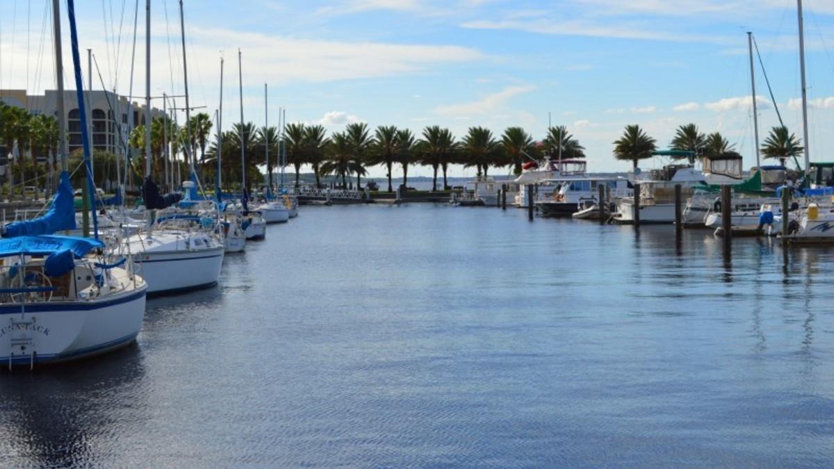 Sanford, Florida   Waterfront