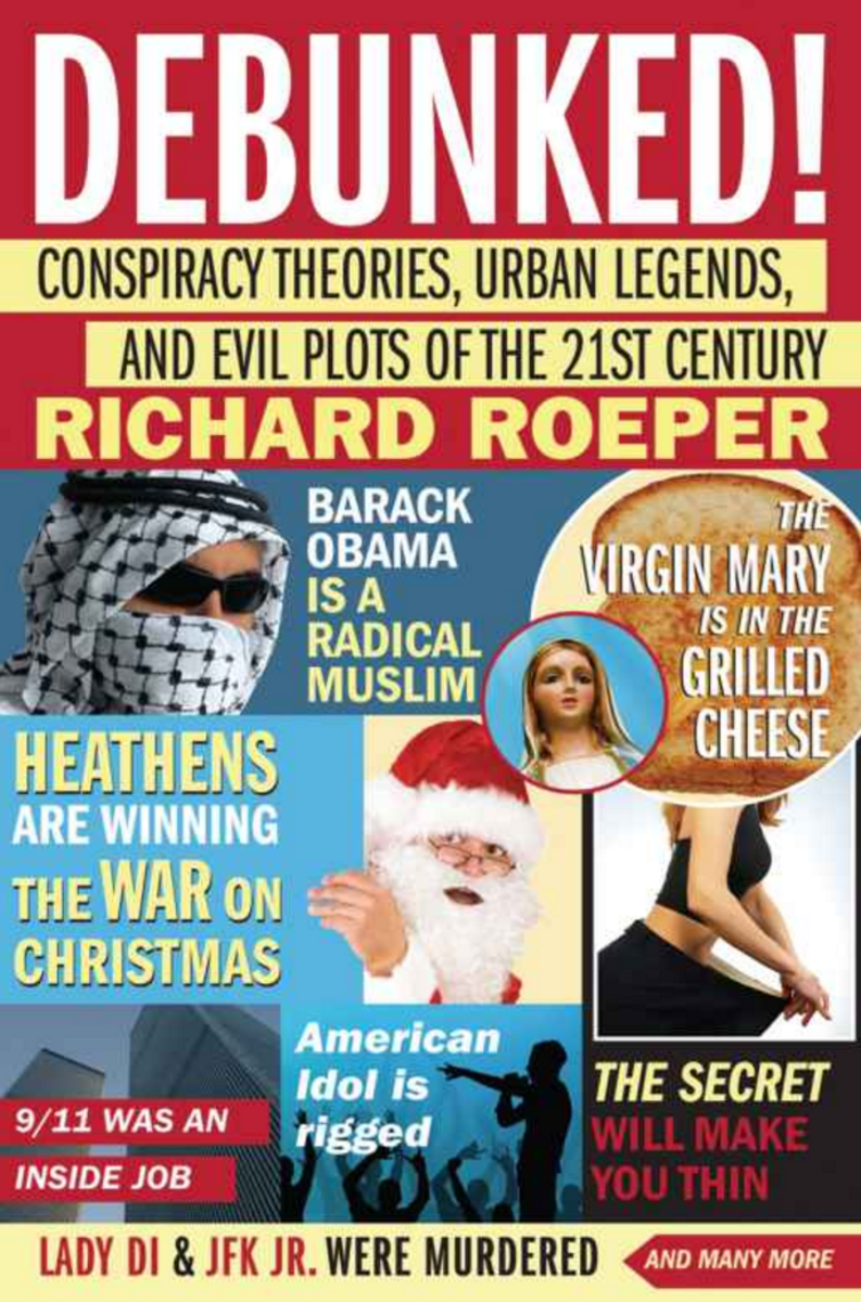 Books that Debunk Popular Conspiracy Theories