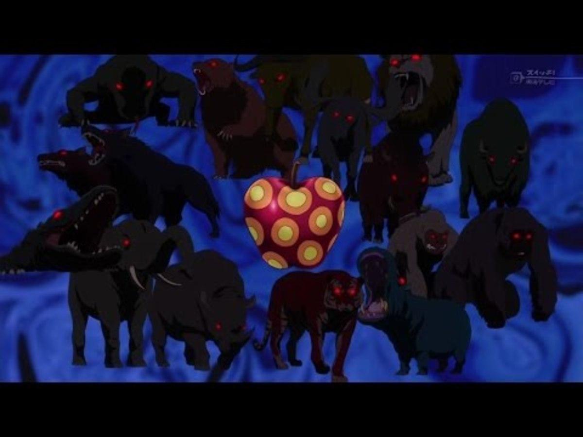 10 Zoan Devil Fruits in One Piece