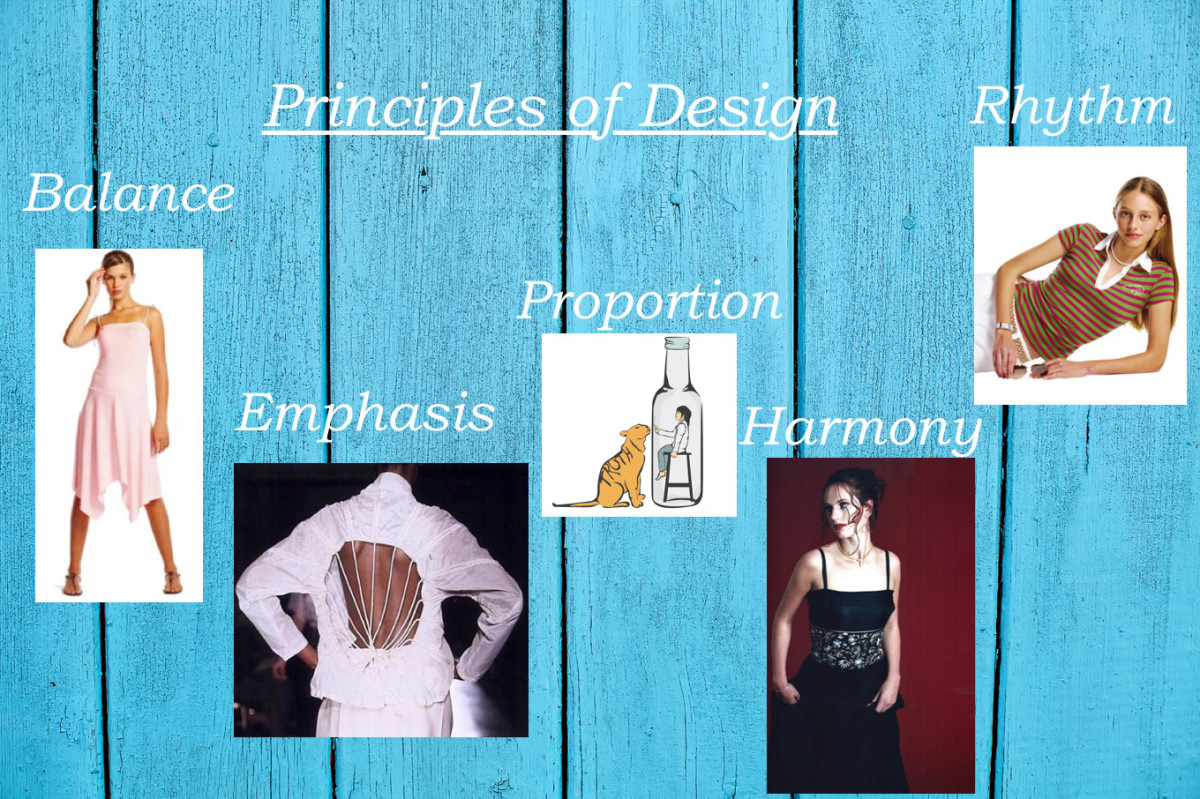Principles Of Design In Fashion Hubpages