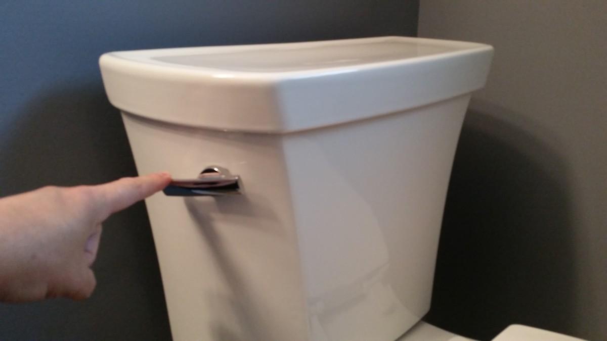Side mount handle