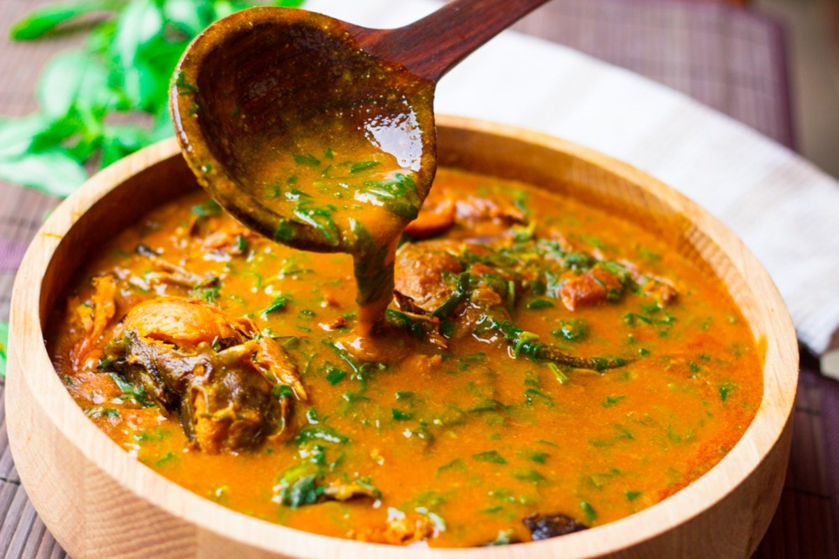 Igbo Local Dishes: Top Igbo Traditional Food