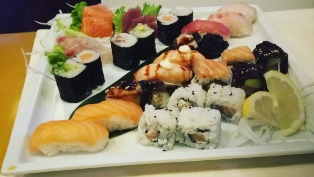 Is Sushi Really Dangerous? How to Eat It Without Risks