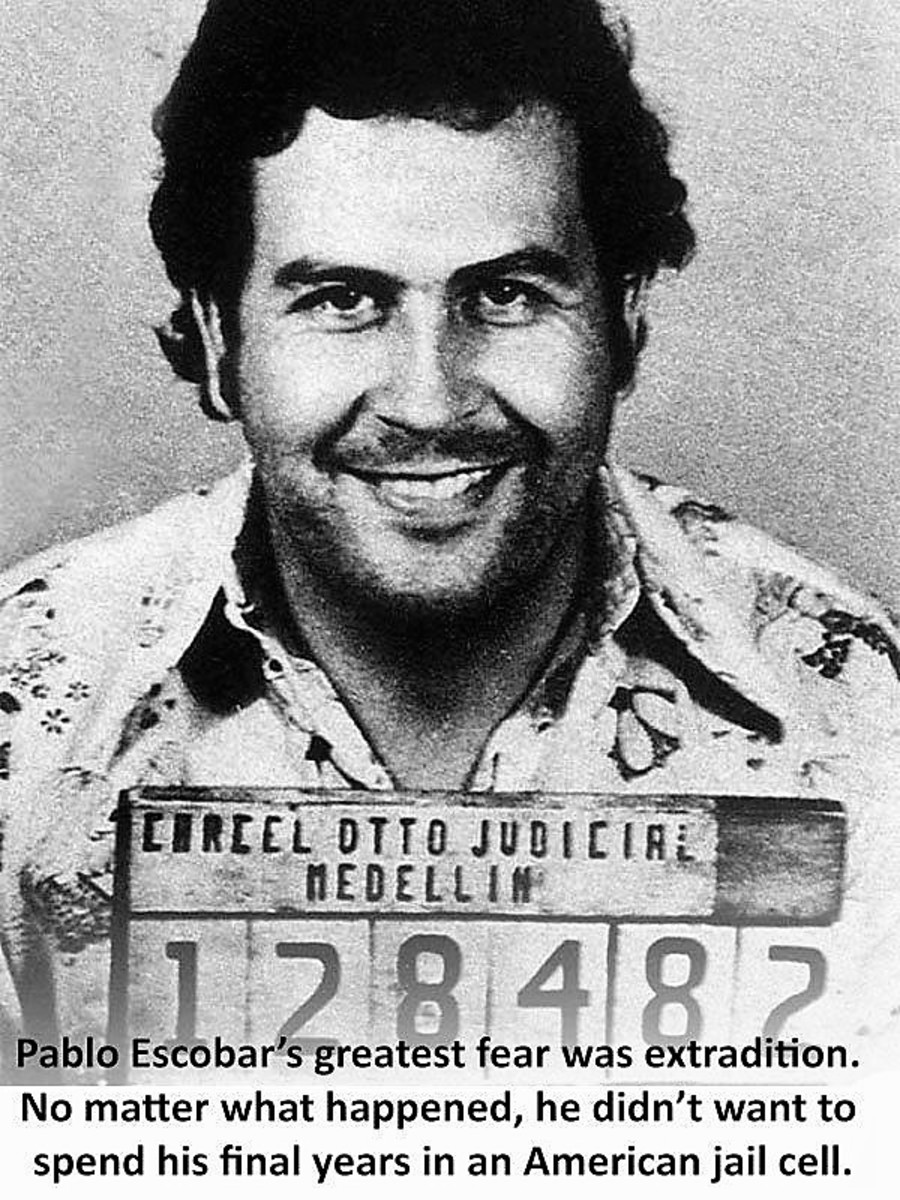 The Life And Death of Pablo Escobar