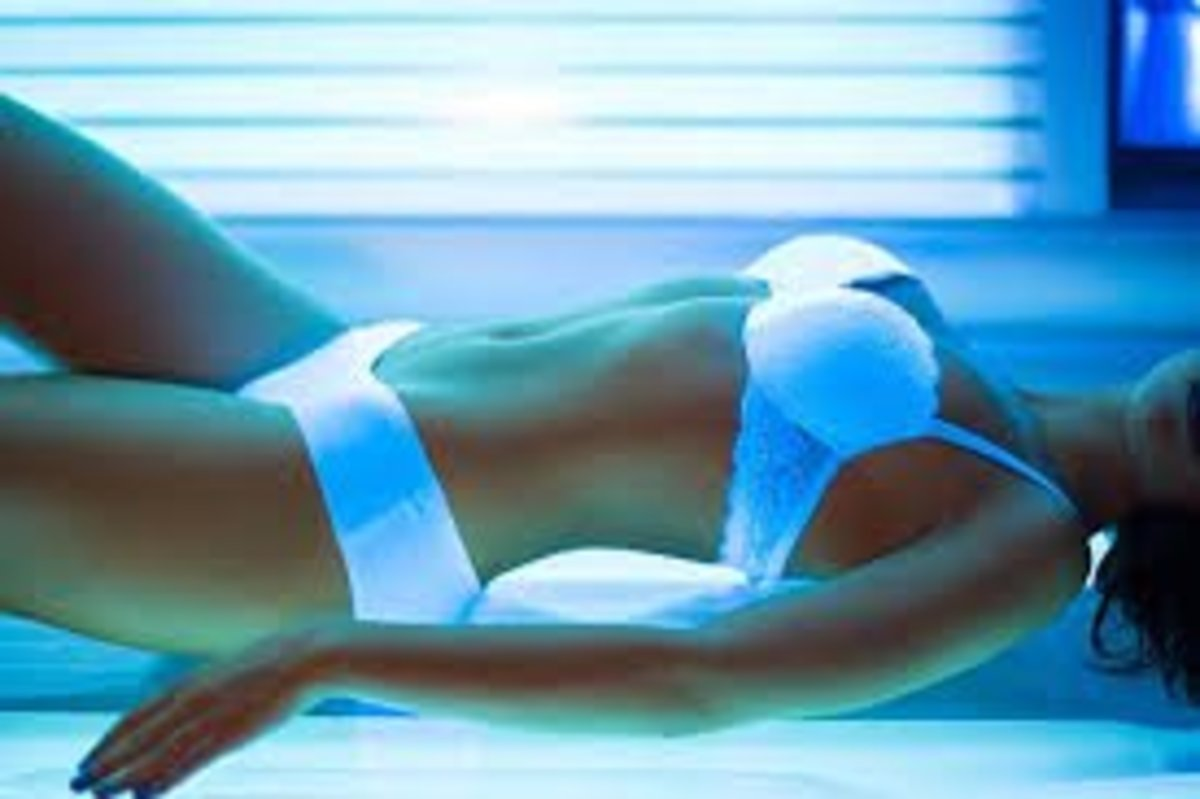 Tanning Beds: Top Five Tips for Beginners