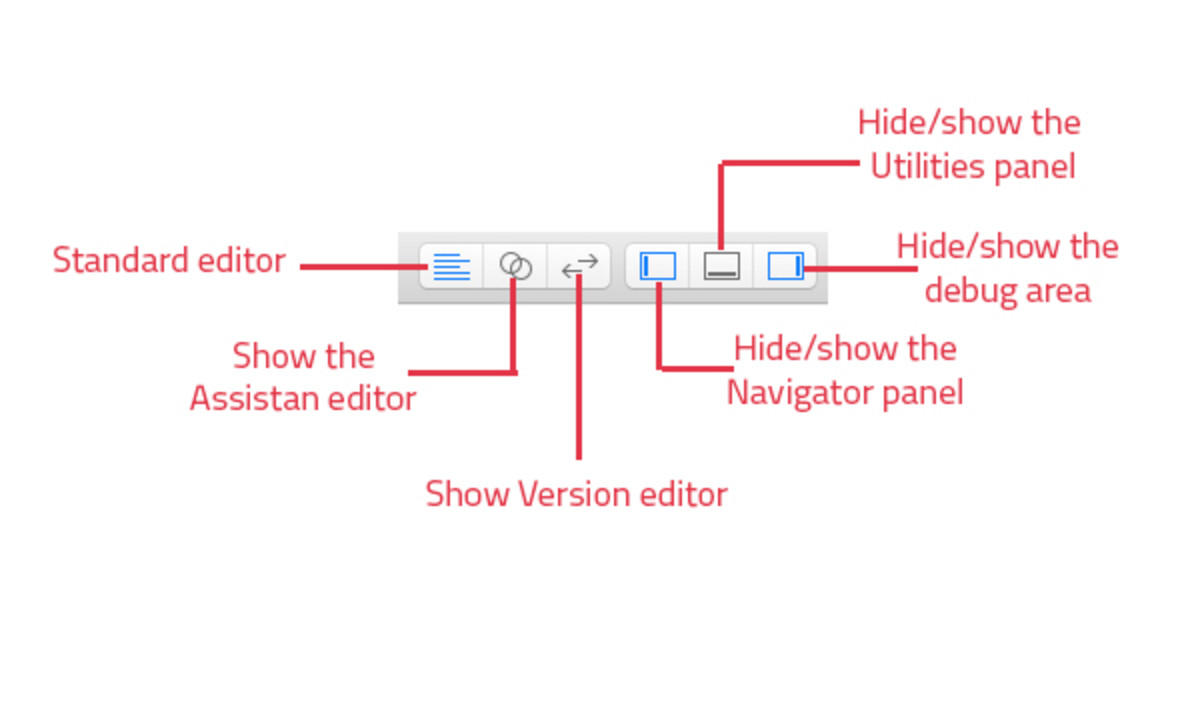 The Layout toolbar