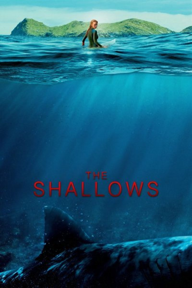 Movie Review - 'The Shallows' (2016) Don't Mind The Haters, It's Actually A Good Flick.
