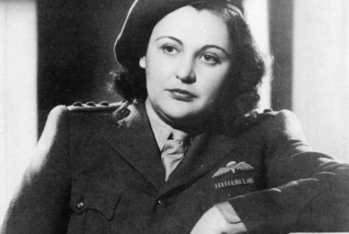 Nancy Wake during World War II