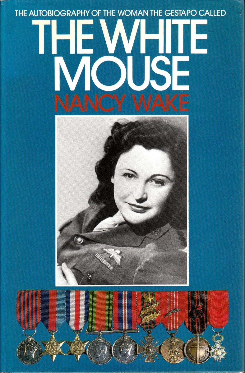 Autobiography written by Nancy Wake