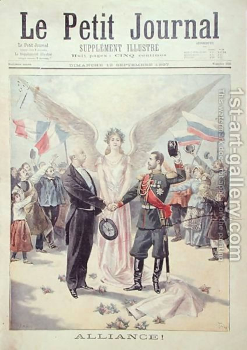 The French Language in Russia - History