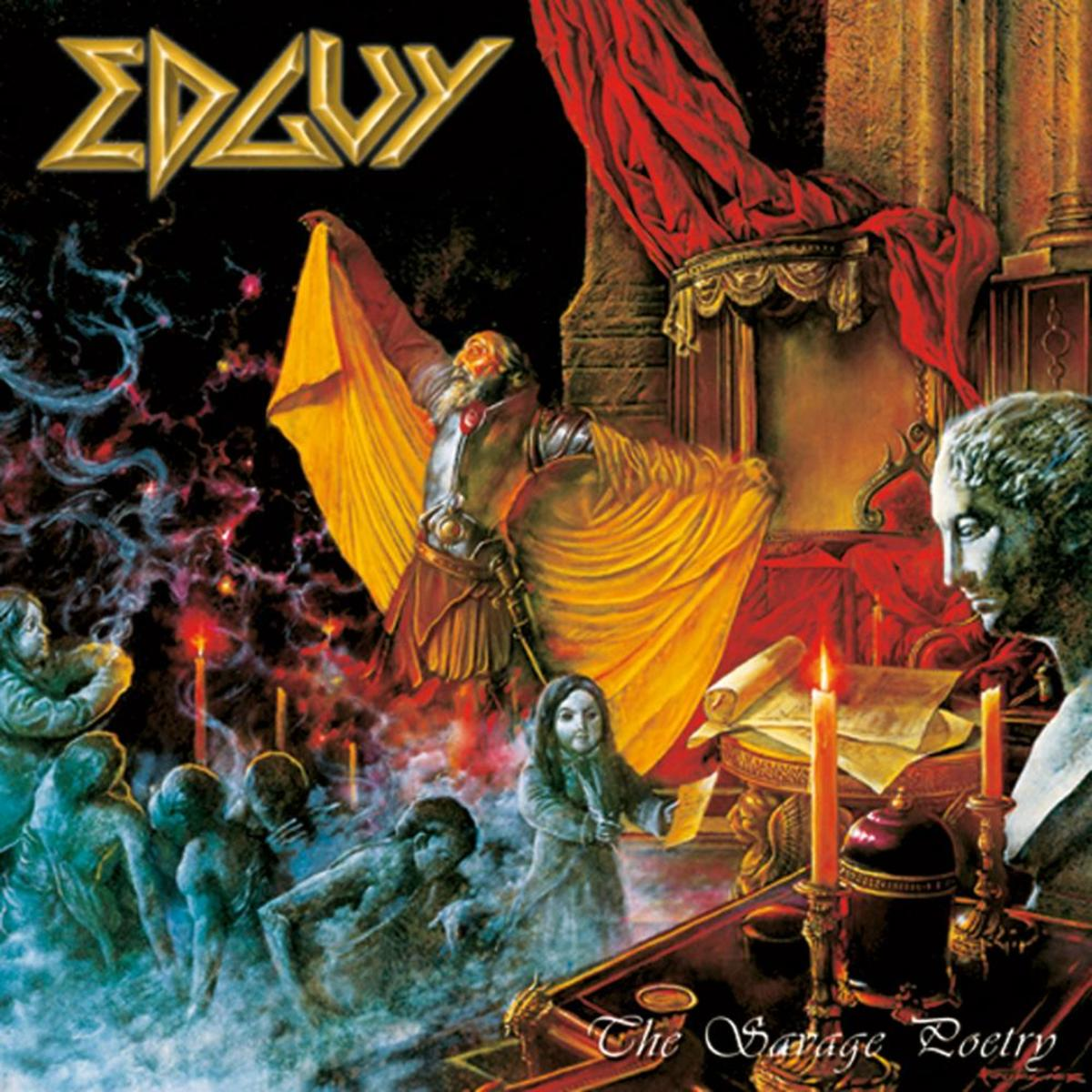 "Review of the album ""The Savage Poetry"" By German Power Metal Band ""Edguy"""