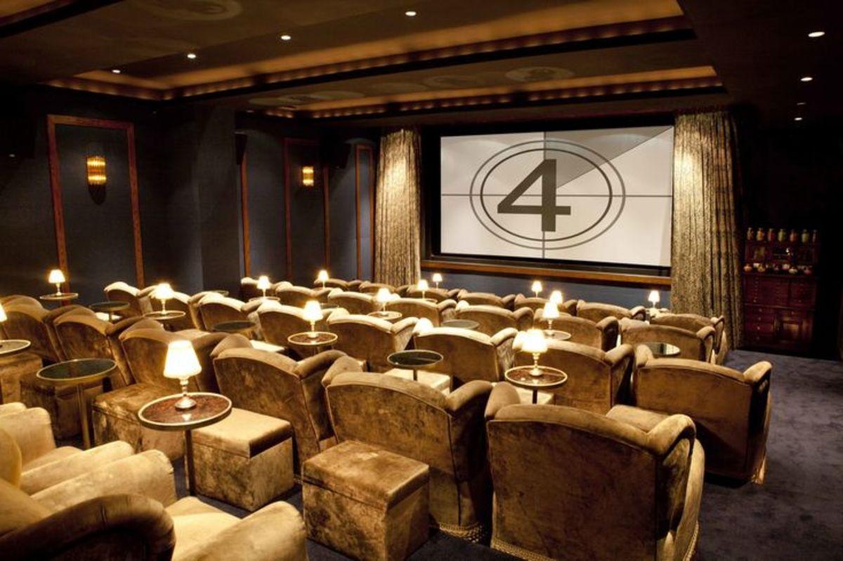 The Future of Cinema