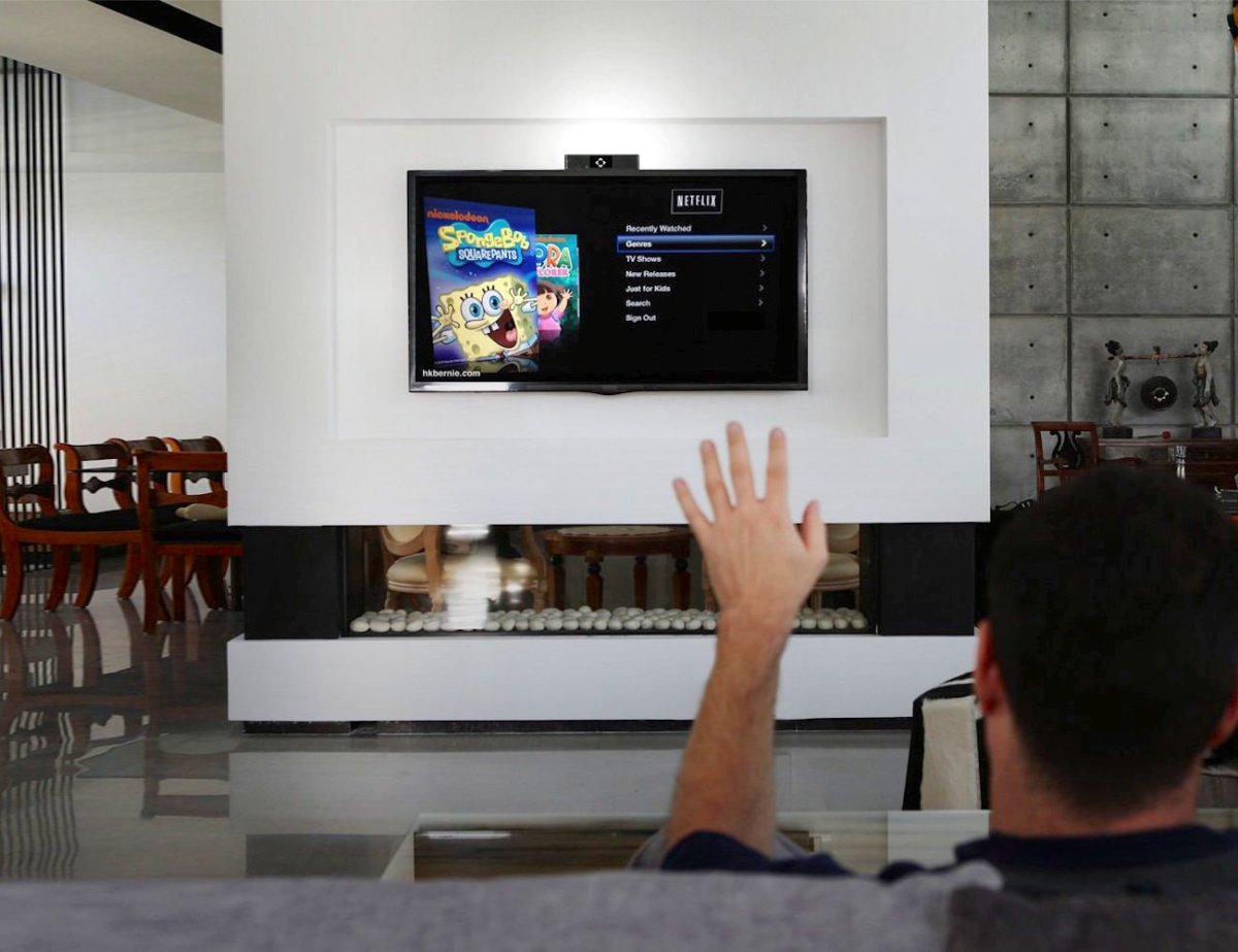 Control your TV and smart home devices with the ease of lifting a finger.