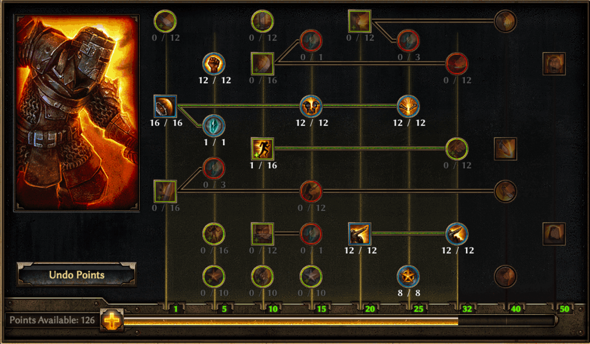 Soldier Skill Tree, Copyright Crate Entertainment